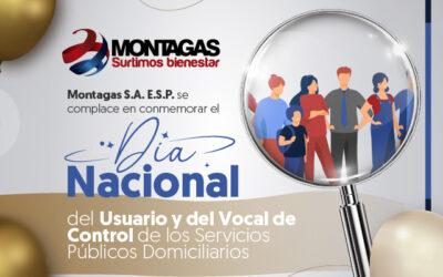 Conmemoración Día Nacional de Usuario y del Vocal del Control de los Servicios Públicos Domiciliarios